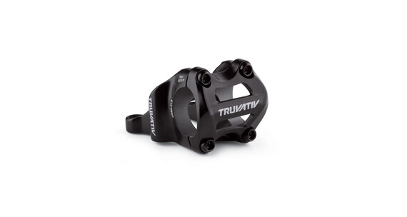 Truvativ Holzfeller dh & bmx -ohjainkannatin Ø31,8mm Direct Mount , musta